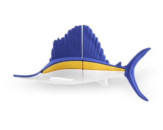 Флешка Рыба-меч 4 Гб