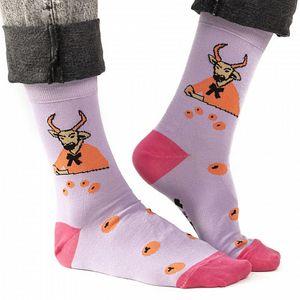 Носки Телочка с персиками