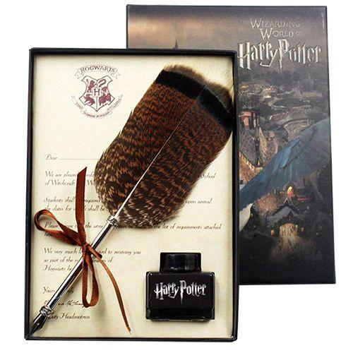 Подарочный набор Harry Potter<br>(перо и чернила)