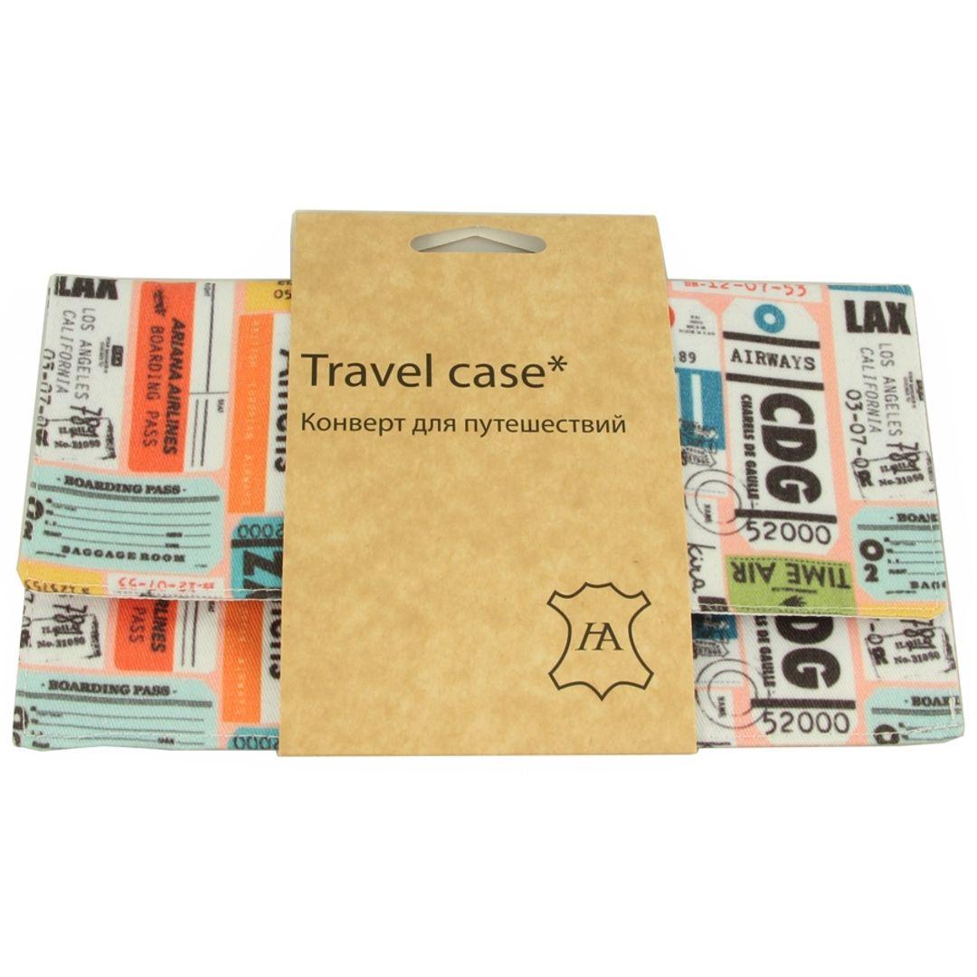 Конверт для путешествий Stamps В упаковке