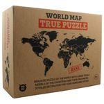 Пазл Карта мира True Puzzle Base Упаковка
