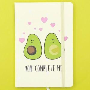 Блокнот Two Avocado (А5)
