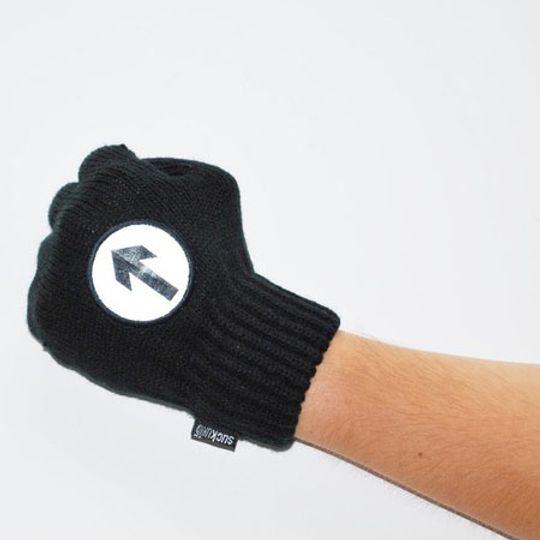 Светоотражающие велосипедные перчатки