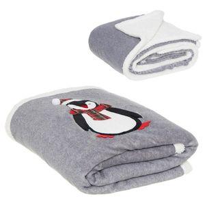 Плед с пингвином Pinguino