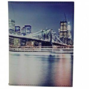 Обложка для паспорта Бруклинский мост