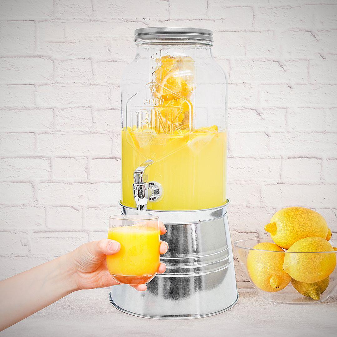 Диспенсер для лимонада с инфузером Drink (5.6 л)