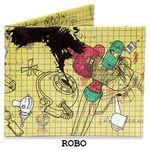 Бумажный Бумажник Mighty Wallet Robo