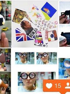 Instagram #МистерГик: подписчикам — скидка!