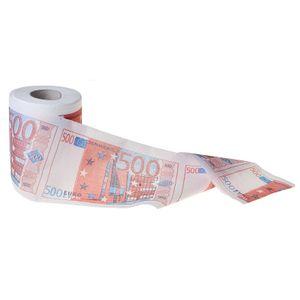 Туалетная бумага Купюра 500 евро
