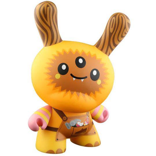 Игрушка-раскраска Kidrobot Dunny