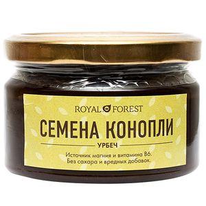 Урбеч из конопли (200 г)
