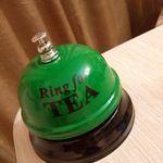 Звонок настольный Время чая Ring for tea Отзыв