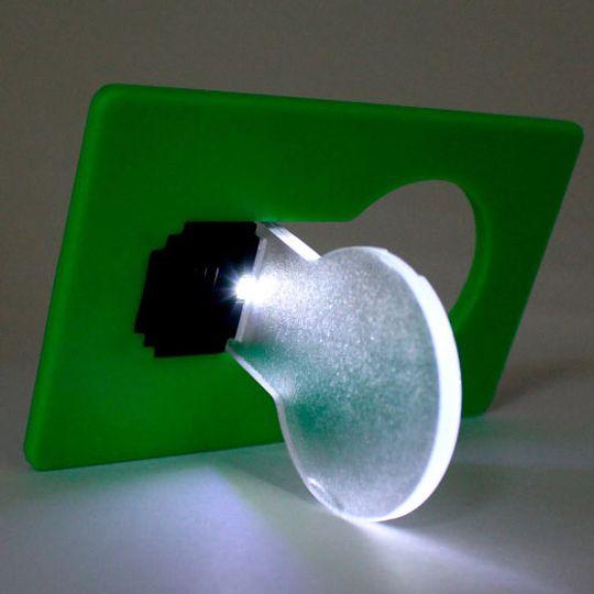 Лампочка Кредитка (Зеленый)