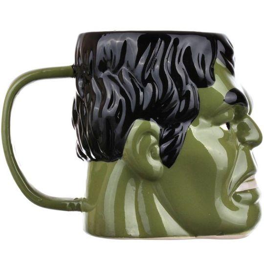 Кружка Халк Hulk Профиль