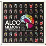 Игра для компании Alco Memory Меломпо Этикетка