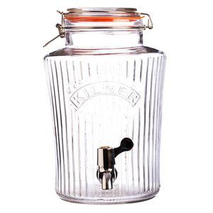 Диспенсер для напитков Kilner Vintage (5 л)