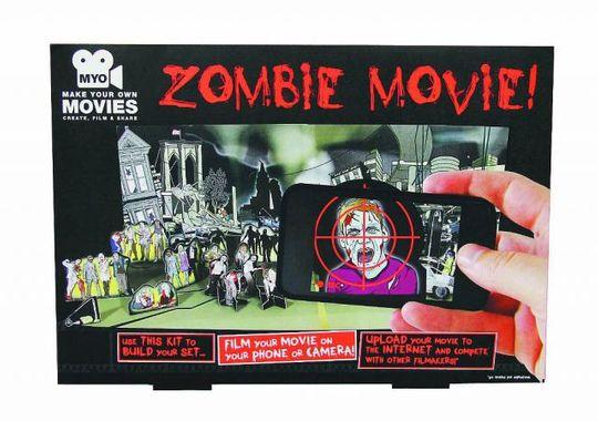 Набор для фильма DIY Зомби