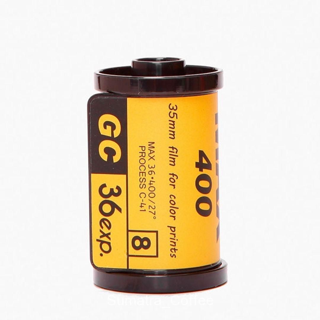 Баночка для зубочисток Фотопленка (Желтая)