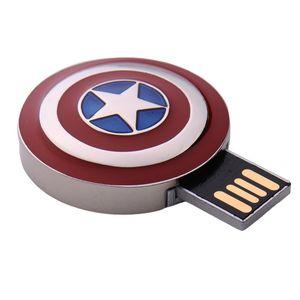 Флешка Щит капитана Америки 16 Гб