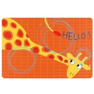 Коврик сервировочный Hello жираф (детский)