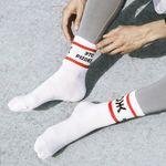 Носки спортивные ЗОЖ (10 см)