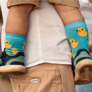 Носки детские Желтые уточки