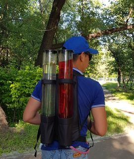 Диспенсер для напитков Рюкзак (7 л) Отзыв