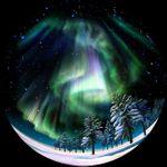 Планетарий Sega HomeStar Earth Theater Северное сияние