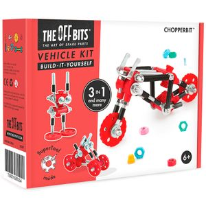 Игрушка-конструктор The Offbits Chopperbit