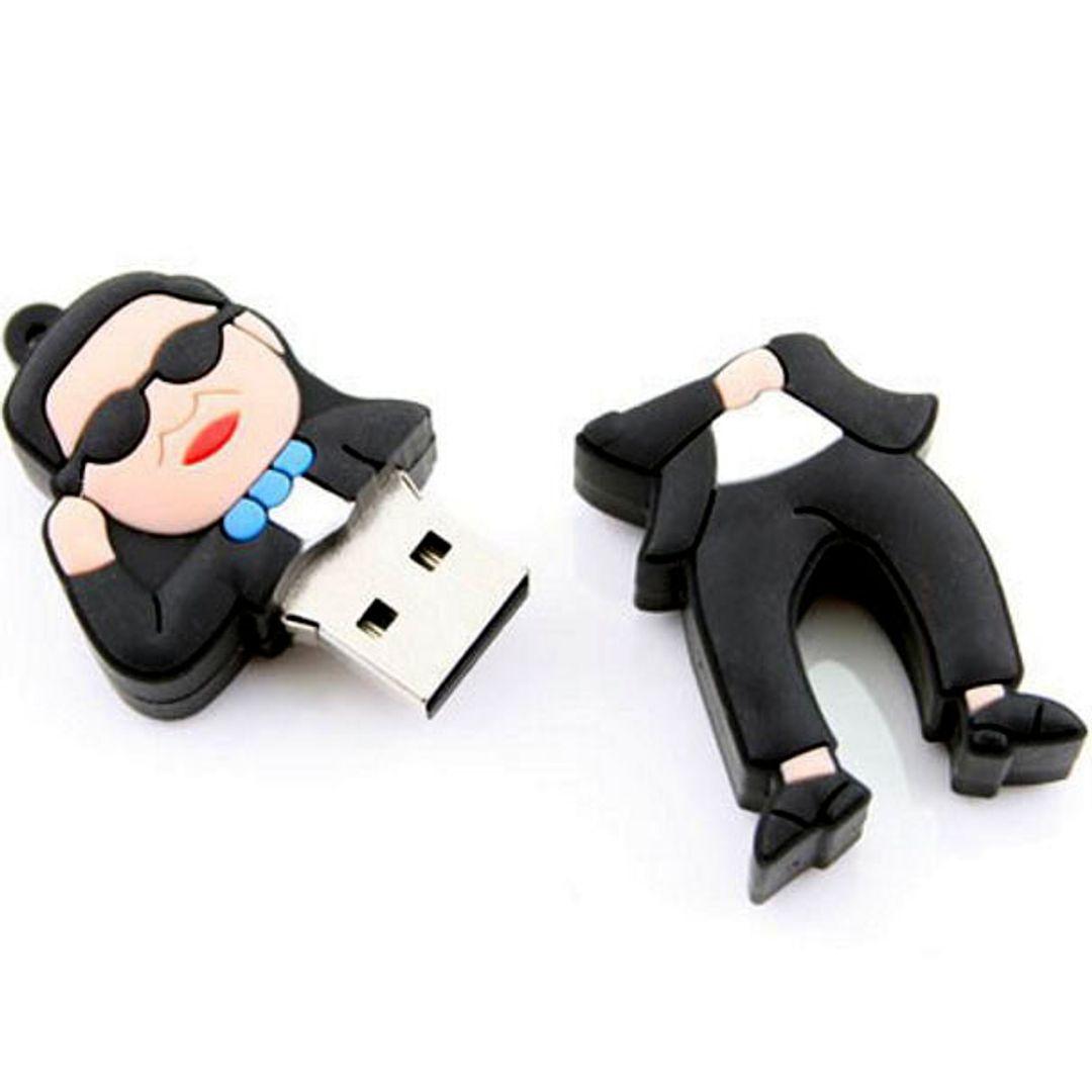 Флешка PSY Gangnam style стоя