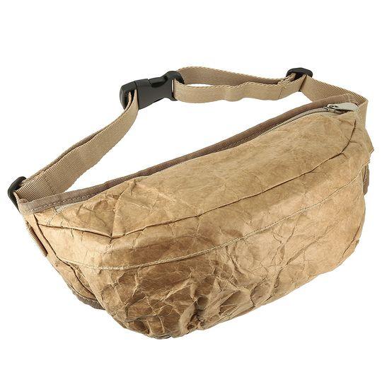 Поясная сумка Ranzel Baggy Кraft (Крафтовый)