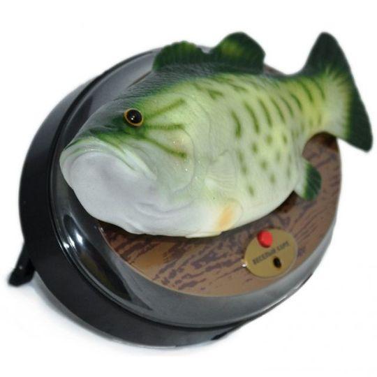Поющий Карп Big Mouth Billy Bass