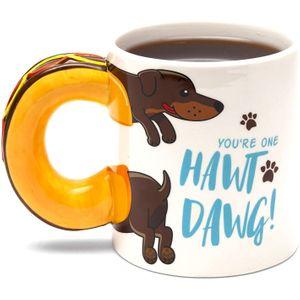 Кружка Собака Hawt Dog Mug