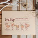Система прокачки человека Level Up