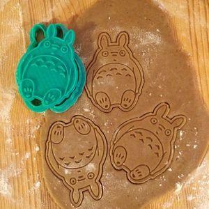 Форма для печенья Totoro
