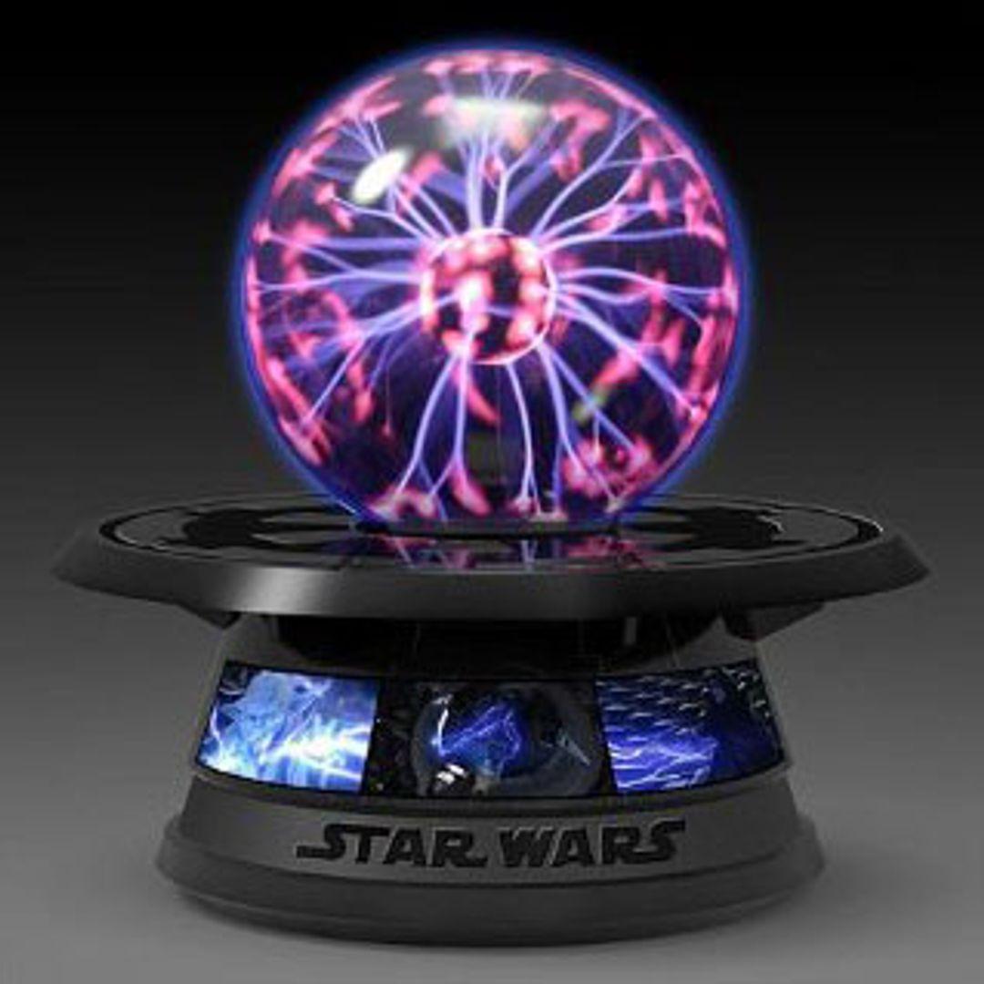 USB Плазменный шар Star Wars