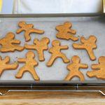 Форма для выпечки Ниндзя Ninja Bread Men