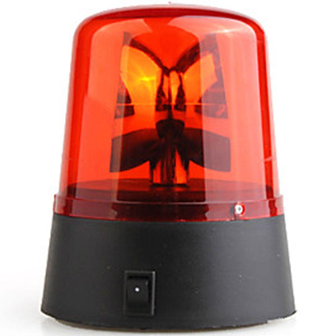 USB Мигалка Police light (Красная)