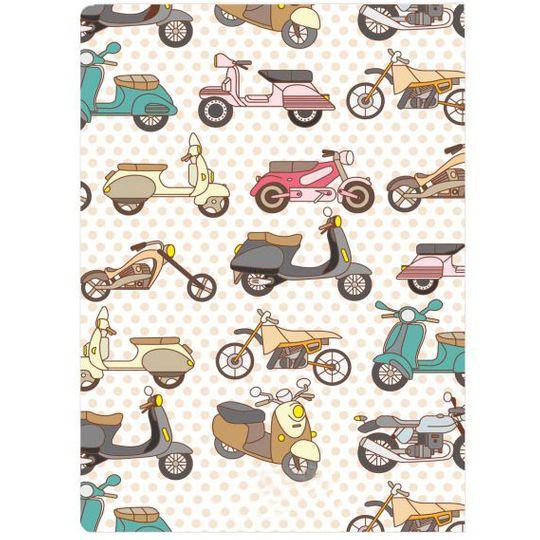 Обложка для паспорта Мотоцикл