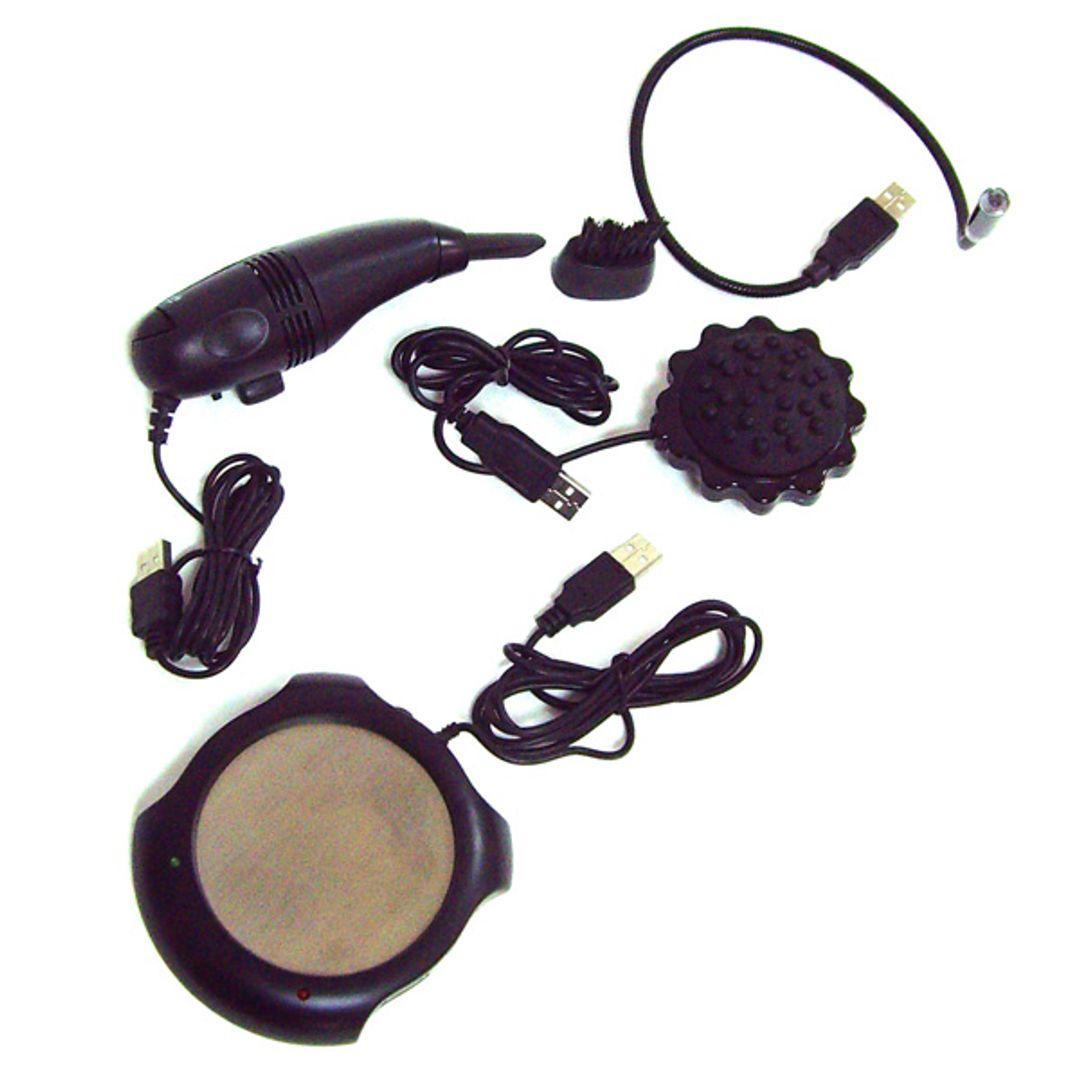Подарочный USB набор 4 предмета