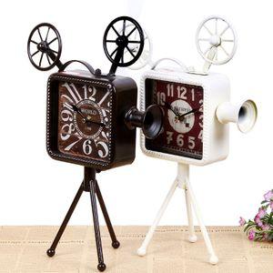 Винтажные часы Ретро-камера