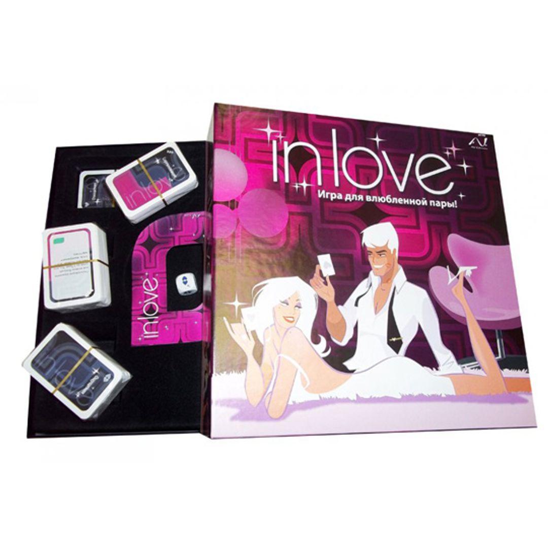 inLove Игра для влюбленной пары