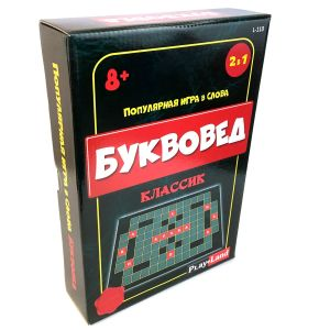 Настольная игра Буквовед Классик