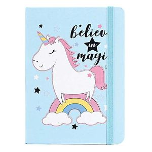 Блокнот Unicorn Believe in Magic (A6)