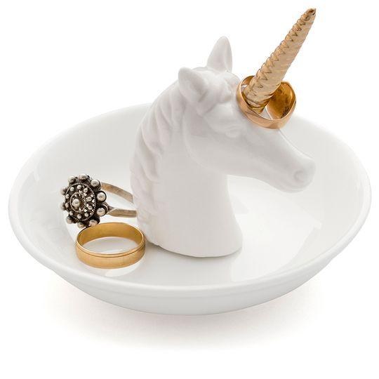 Подставка для колец Единорог Unicorn