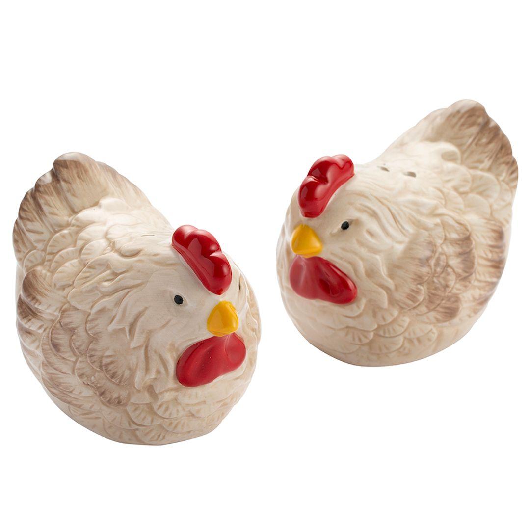 Солонка и перечница Country Hens
