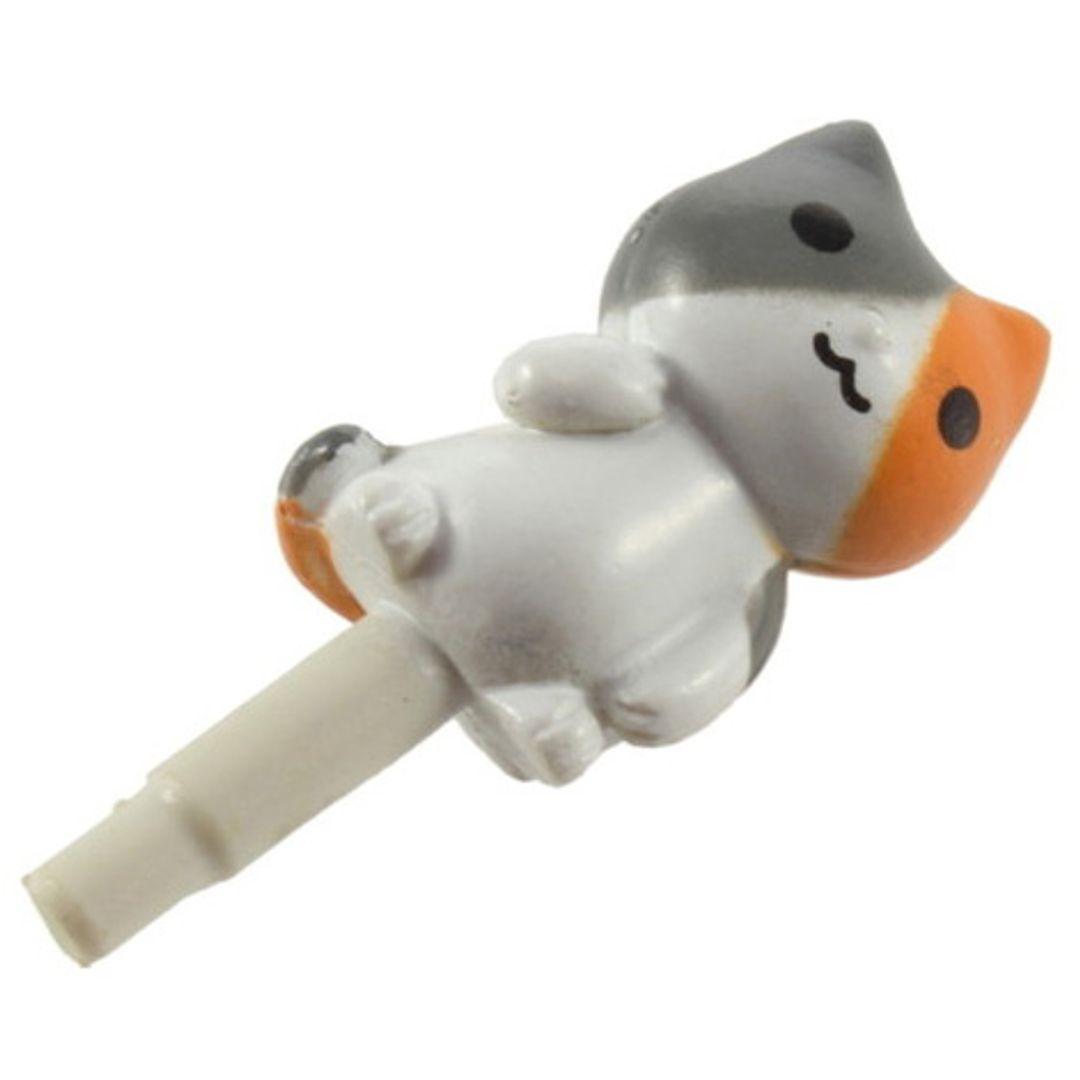 Заглушка для разъема наушников Plugy