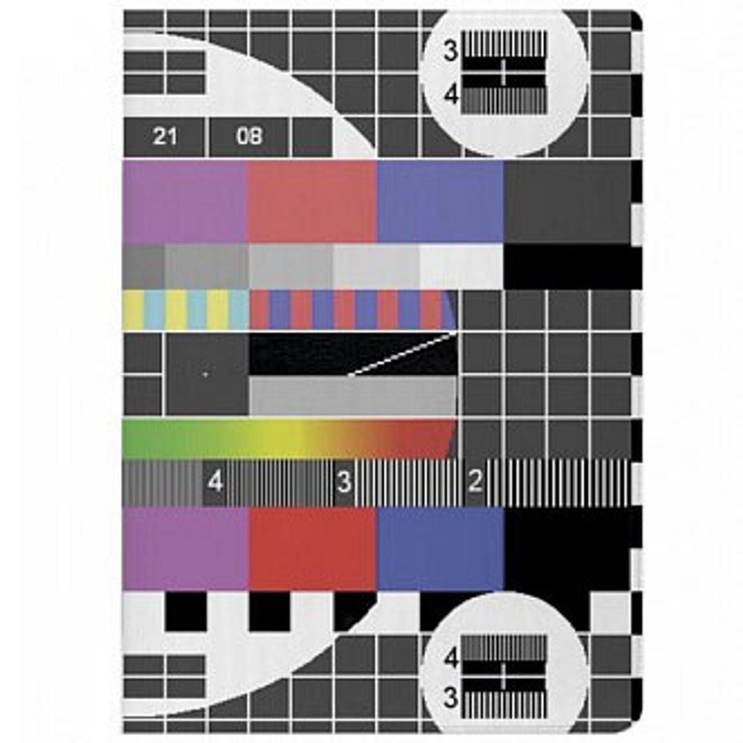 Обложка для паспорта TV