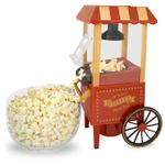 Домашний Аппарат для приготовления Попкорна Ретро