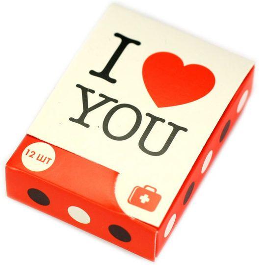 Жвачка I love you